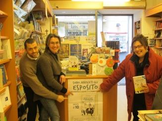 libreria Tasso a Sorrento