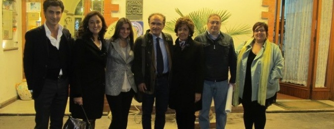 Ristorante O' Parrucchiano a Sorrento della famiglia di Enzo Manniello