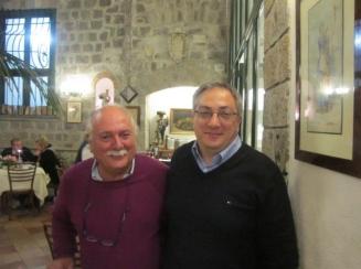 Enzo Manniello e Bruno de Stefano
