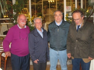 Enzo Manniello Tonino Manniello Bruno De Stefano Antonino Siniscalchi