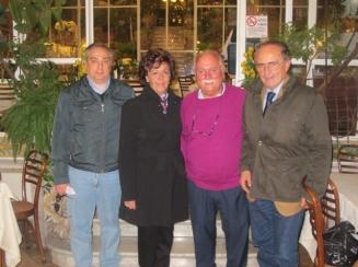 Bruno De Stefano Cristina Tramontano Enzo Manniello e Antonino Siniscalchi