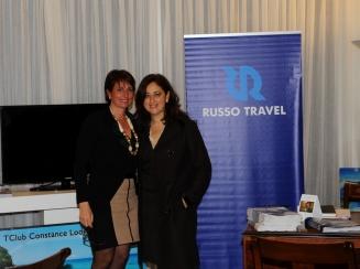 Russo Travel Sorrento con la resp. Rita Palomba