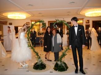 Cherie Moda Sposa con Lucia Cilento