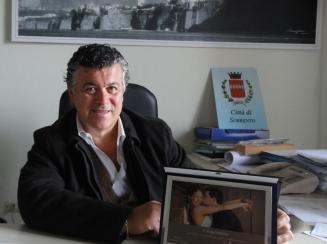 vice sindaco del Comune di Sorrento Giuseppe Stinga