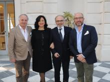 Eugenio Pappalardo- Antonino Siniscalchi - Mauro Adami