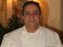Giuseppe Aversa chef del ristorante stellato  il buco di sorrento