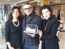 Carolina Ciampa Ketty e Giuseppe Arpino Aga Costruzioni Sponsor Idee Sposi 2016 Sorrento