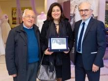 Avv. Luigi Palomba Banca Di Credito Popolare con il giornalista Antonino Siniscalchi