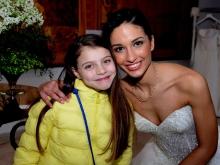 Giorgia Esposito con Claudia Attianese Modella Stilista
