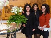 Superflora di Luigi Milano con Alessandra Palomba Valeria Milano Carolina Ciampa