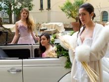 Jasha Atelier modelle Aurora Esposito Marina Sessa Tina Pollio