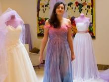 Jasha Atelier  modella Aurora Esposito