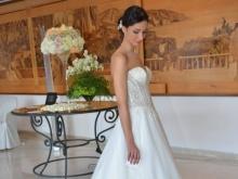 Atelier Grazia Sposa di Luisa Di Rosa  modella Claudia Attianese