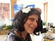 Laboratorio Floreale Aiello di Piano di Sorrento con Titti Aiello