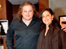 Umberto Astarita Fotografo con Carolina Ciampa