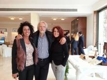 Bar Nuccio Pasticceria Gelateria Piano di Sorrento con Pinella Pollio e Sandra Esposito