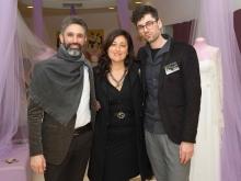 Jasha Atelier con Salvatore D'Orsi e Antonino Terminiello
