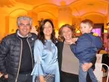 Giusy Ercolano e Famiglia
