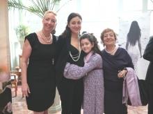 Myra Petry-Carolina-Ciampa-Aurora-Esposito-Lidia-Fiorentino