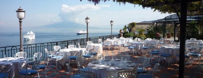 Idee sposi 2011 fiera espositiva grand hotel royal for Azienda soggiorno sorrento